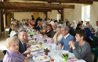 Conteville - Repas des Anciens