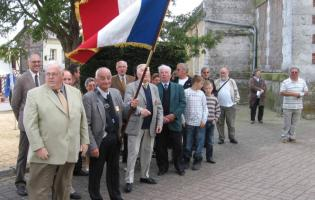 Conteville (Eure) Anciens combattants