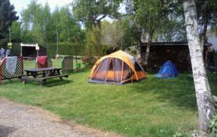 Conteville (Eure) Camping Les Bruyères