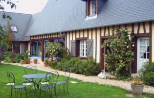 Conteville (Eure) Gîte Le Bois des Pierres
