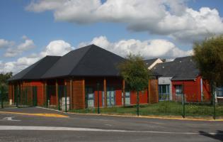 Conteville (Eure) Agrandissement de l'école Francis Mouchet