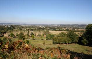 Conteville (Eure) Terres agricoles