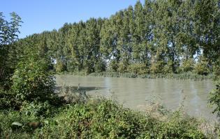 Conteville (Eure) Zone sensible et protégée - La Risle